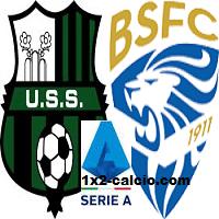 Pronostico Sassuolo-Brescia