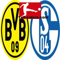 Pronostico Dortmund-Schalke