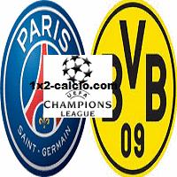 Pronostico PSG-Borussia Dortmund