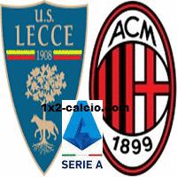 Pronostico Lecce-Milan
