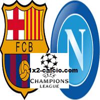 Pronostico Barcellona-Napoli