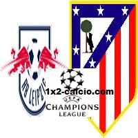 Pronostico Lipsia-Atletico Madrid