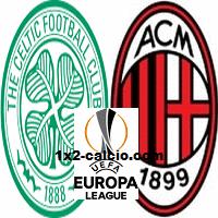 Pronostico Celtic-Milan