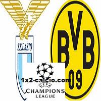 Pronostico Lazio-Borussia Dortmund