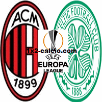 Pronostico Milan-Celtic