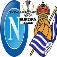 Pronostico Napoli-Real Sociedad