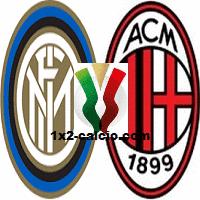Pronostico Inter-Milan Coppa Italia