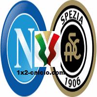 Pronostico Napoli-Spezia Coppa Italia