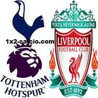 Pronostico Tottenham Liverpool