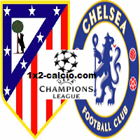 Pronostico Atletico Madrid-Chelsea