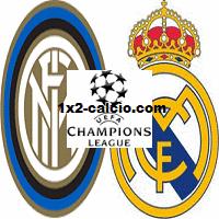 Pronostico Inter-Real Madrid