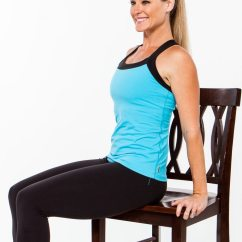 Chair Gym Before And After Small Patio Chairs With Ottoman 20 Minute Full Body Workout Myfitnesspal