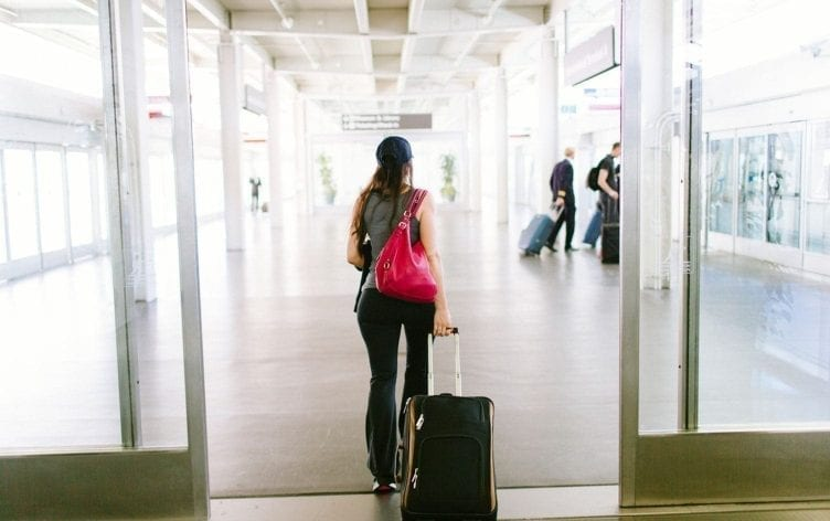 Air Travel Adding Inches to Your Waistline? 5 Tips to Beat the Bloat