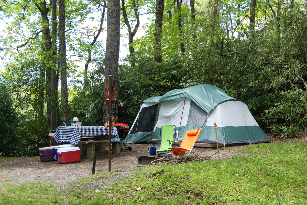 Camping Boone Nc High Country