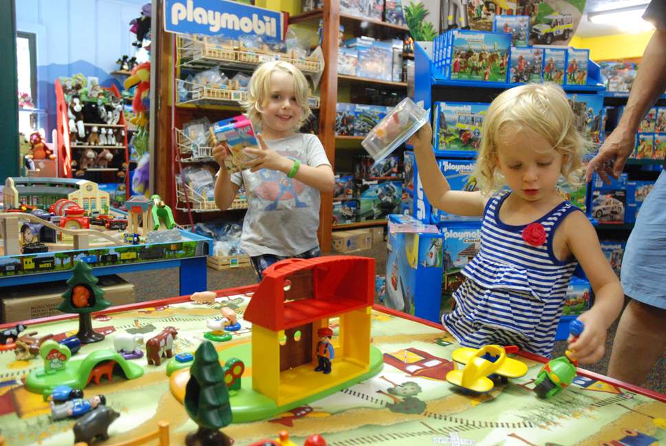 Incredible Toy Company  The High Country