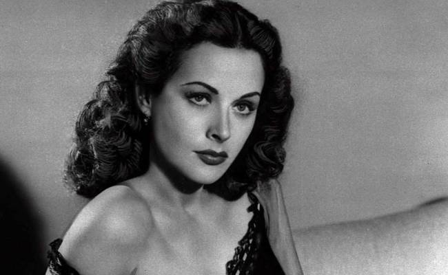 Hedy Lamarr The Ecstasy Girl