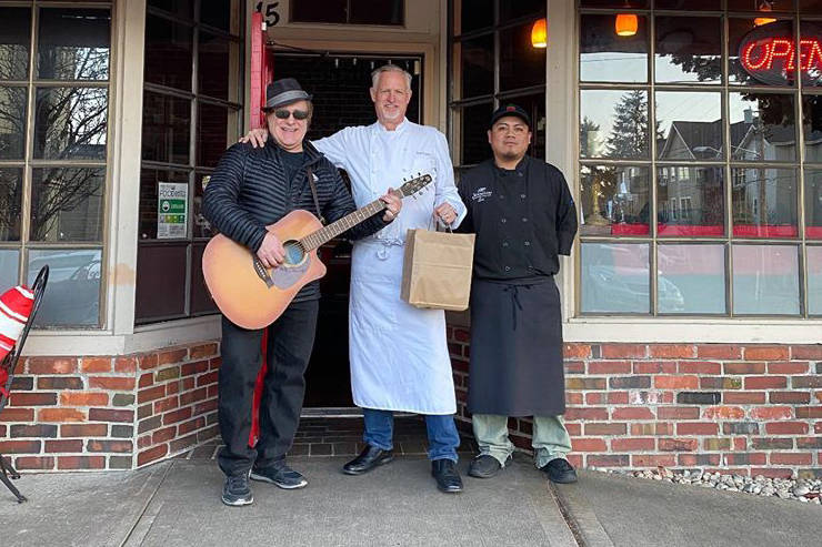 Whether you're a fan of ethnic foods or prefer West Coast or pub-style cooking, you've got LOTS of options for takeout or delivery in downtown Issaquah, including Montalcino.