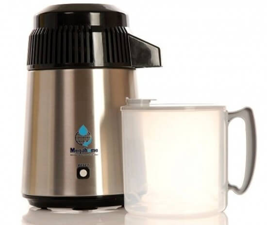 Megahome Countertop Distiller The Best Water Filters For Removing Fluoride - Reactual