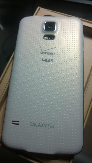 verizon samsung s5 2