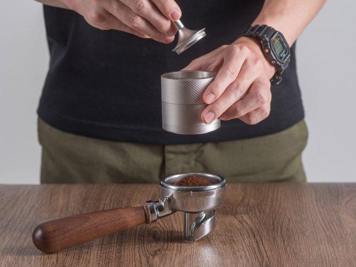 Magnetic catch-cup | K-Plus | JE-Plus grinder