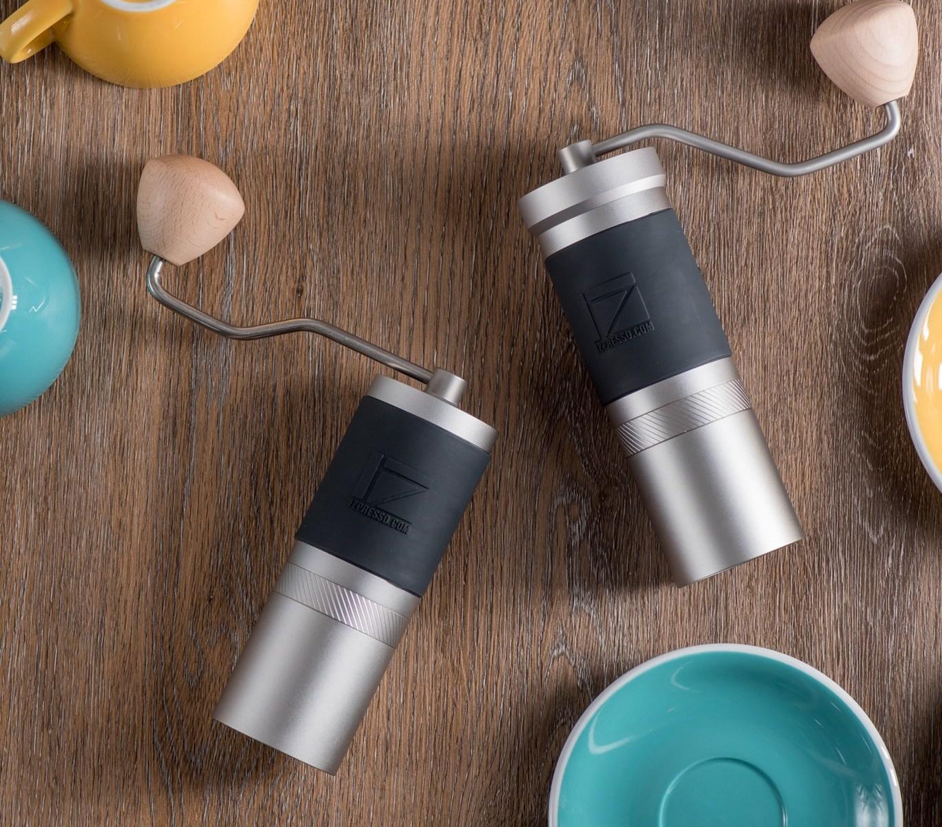 1Zpresso J-series grinder