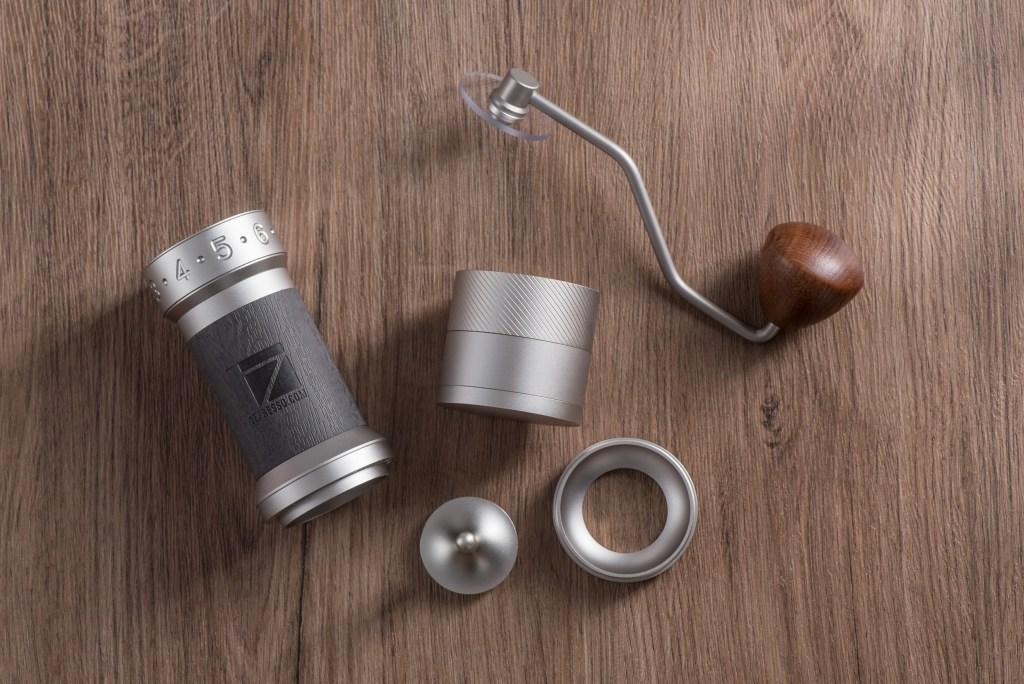 re-assembly of K-Plus grinder