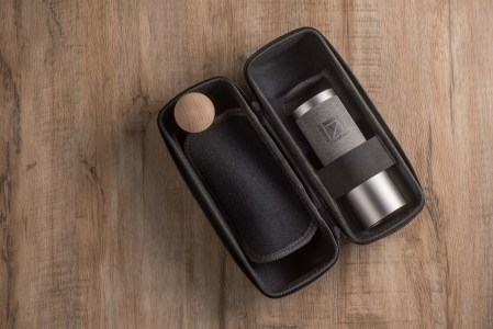 cylinder case with JE