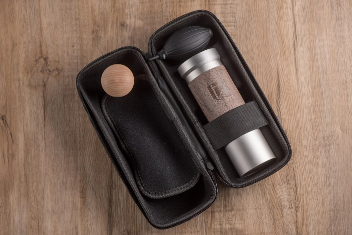 cylinder case with JEPLUS