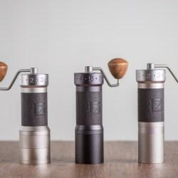 1Zpresso K-series grinders - K-Plus, K-Max, K-Pro