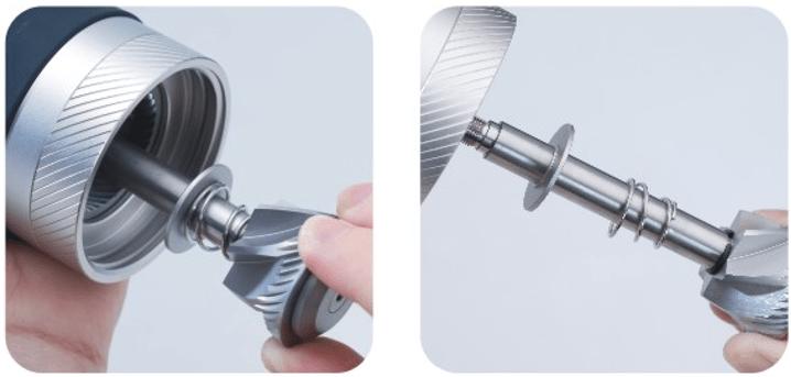 JX-Pro manual coffee grinder