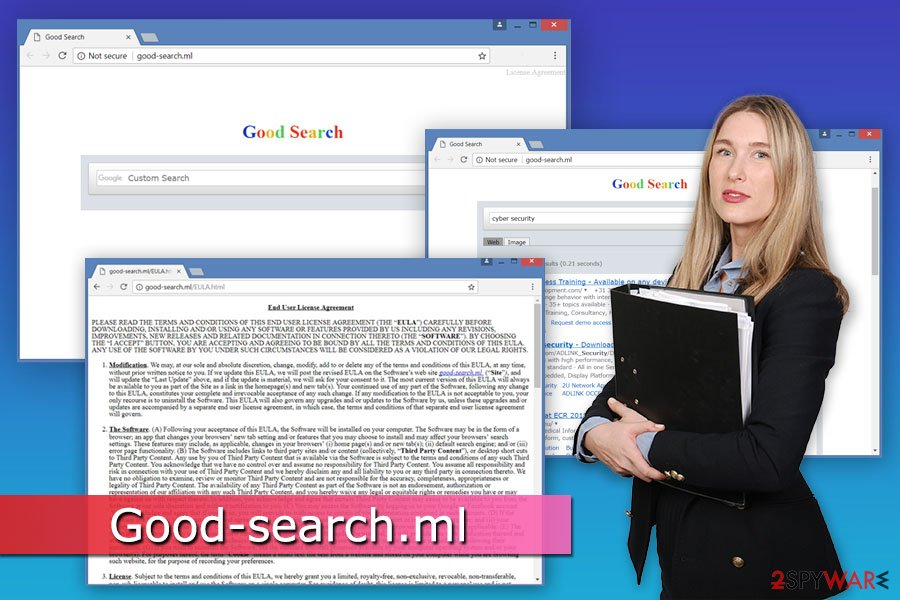 Remove Good-search.ml (Free Instructions)