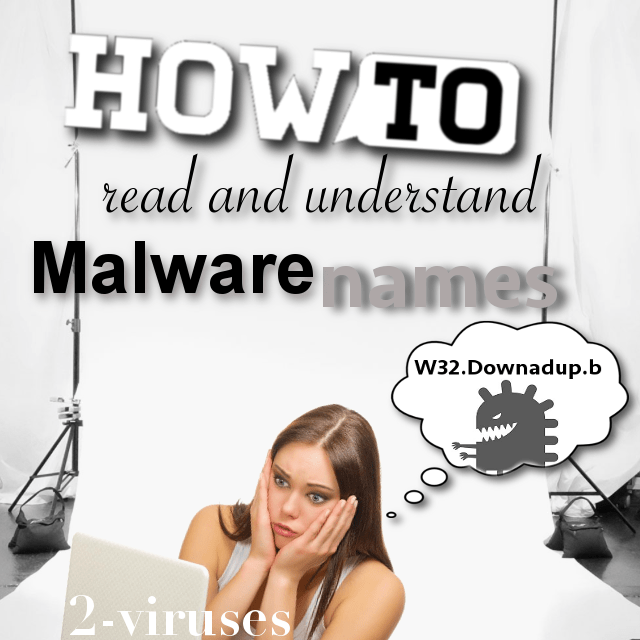 How To Read And Understand Malware Names  2virusescom