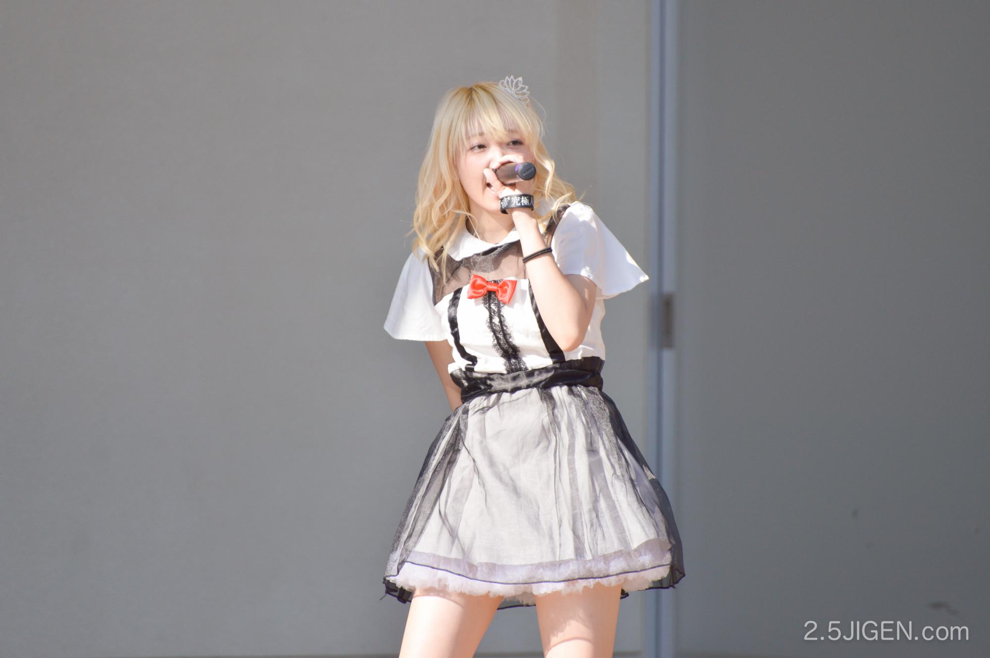 吉田あかり 究極人形 アルテマドール 豊橋ZOOっとぽぷかる2017