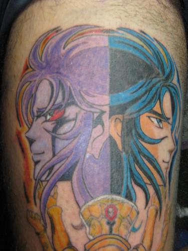 Tatuajes De Los Caballeros Del Zodiaco Blogs El Comercio Perú