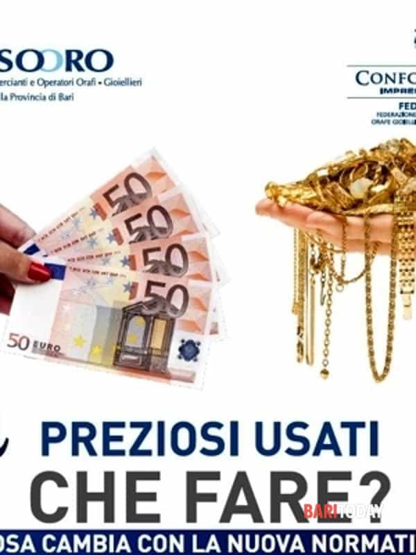 Stretta Sui Compro Oro Ecco Le Nuove Regole Per Acquirenti