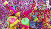 Dicomano: Carnevale con sfilata di carri allegorici