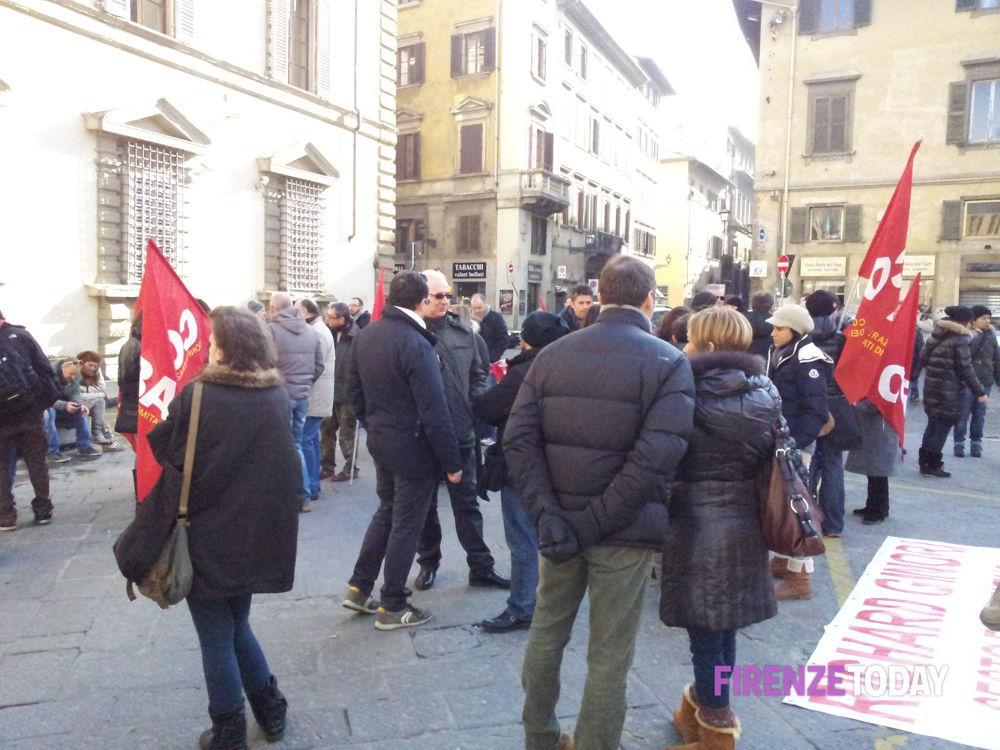 Protesta Richard Ginori 4