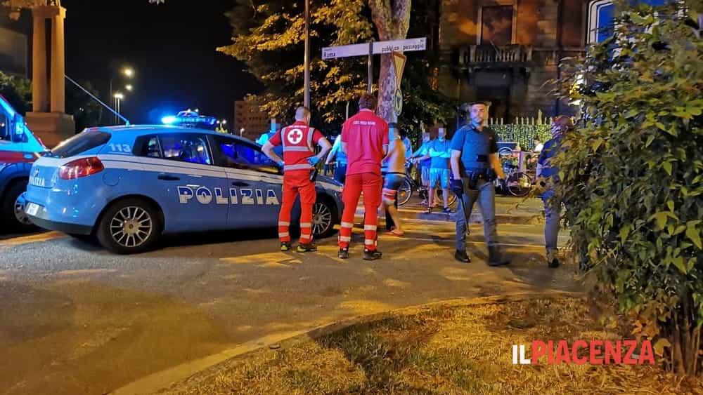 Lite tra ubriachi finisce in rissa alla Lupa due feriti