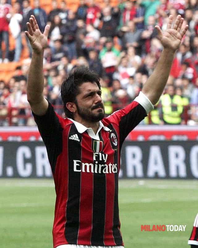 Milan Gennaro Gattuso Neo Allenatore Primavera E come quello di Carlo Ancelotti