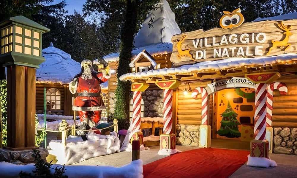 Villaggio di Natale a Sereno Eventi a Monza
