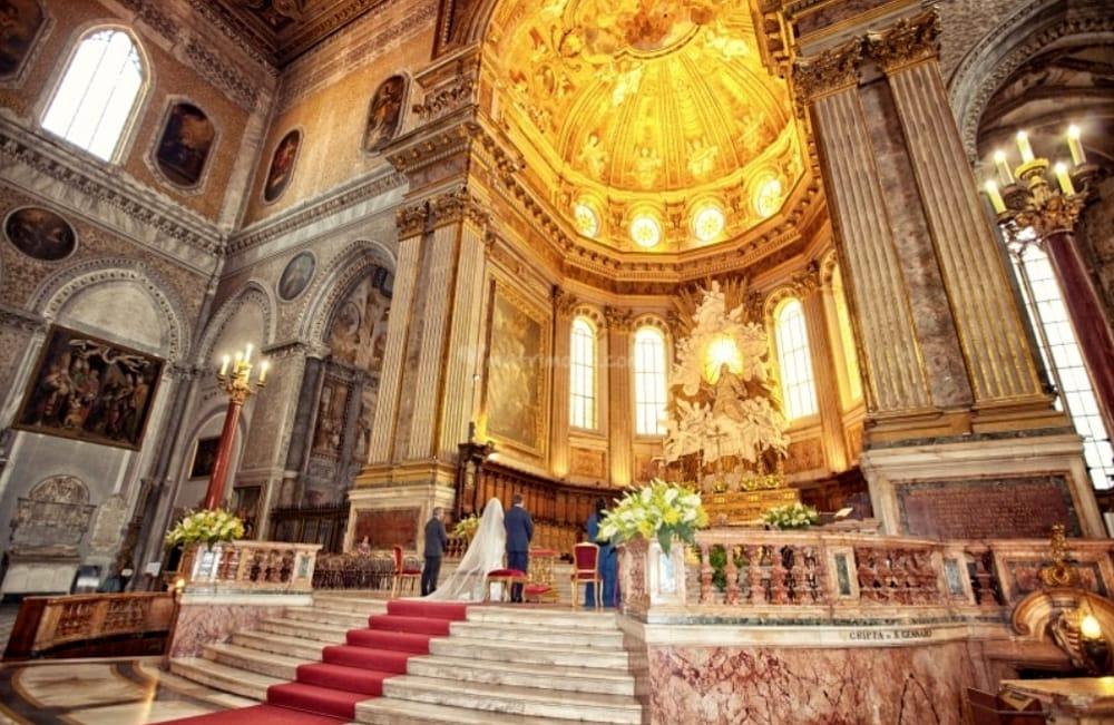 Le chiese pi belle dove sposarsi a Napoli i consigli