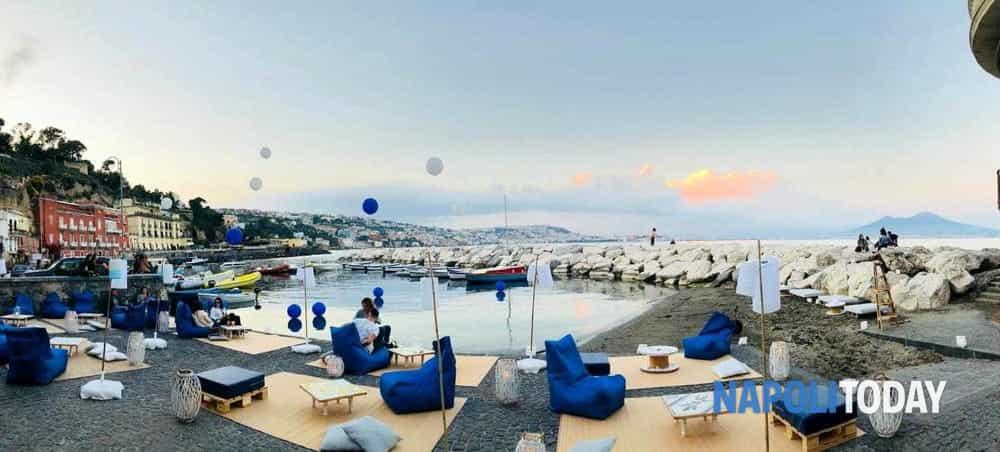 I 7 aperitivi al tramonto pi suggestivi di Napoli