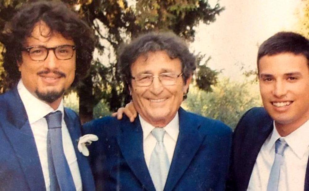 Alessandro Borghese ricorda il padre napoletano  Blog