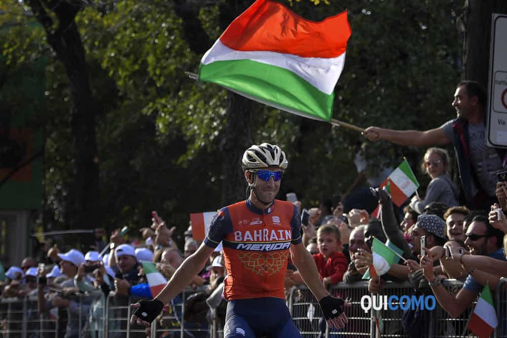 Giro Di Lombardia Arrivo A Como 13 Ottobre 2018 Strade