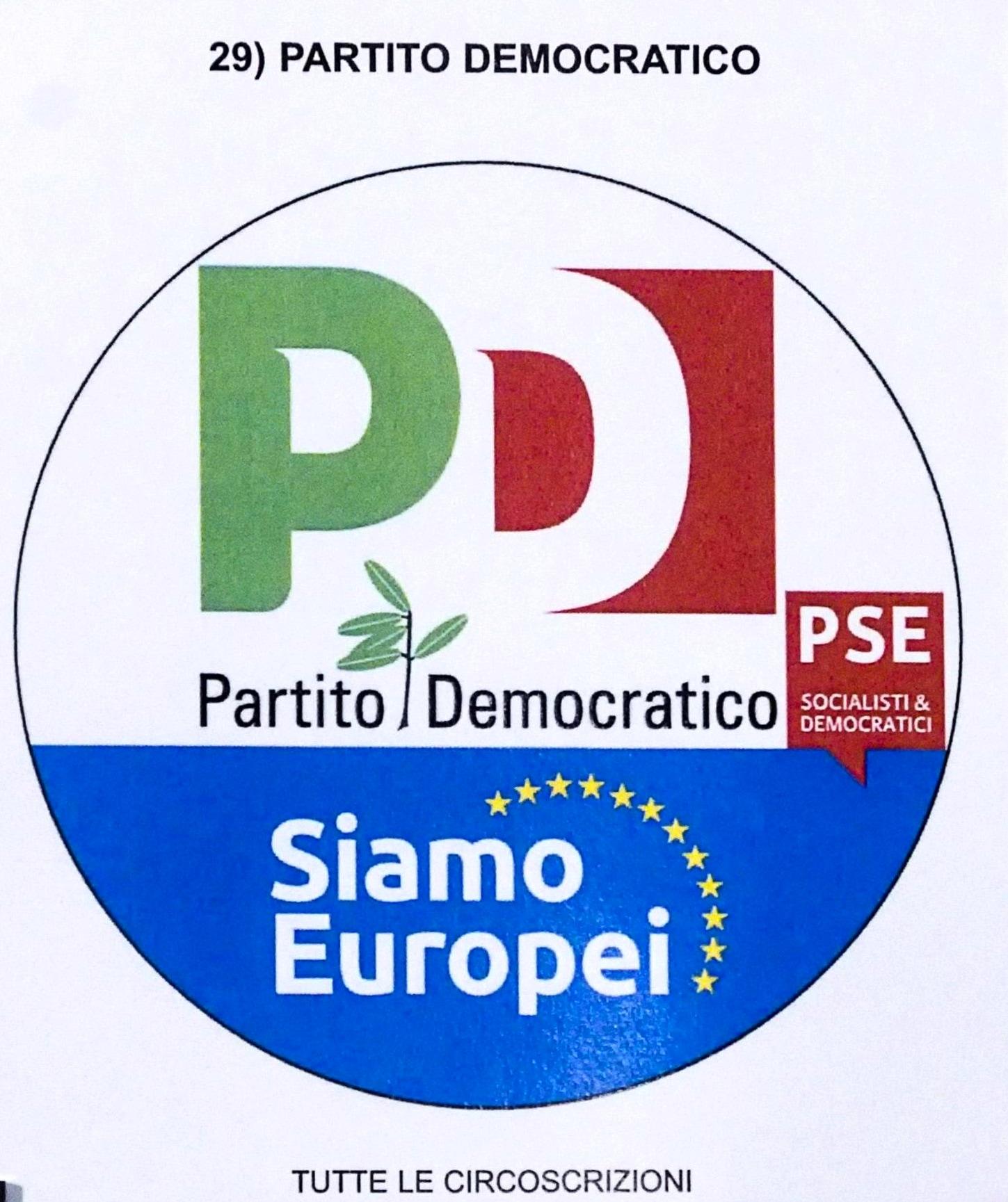 pd elezioni europee