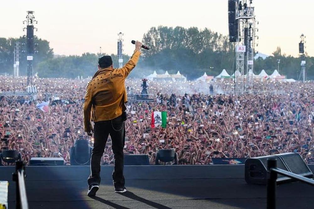 Vasco Rossi 225mila i biglietti venduti per il concerto