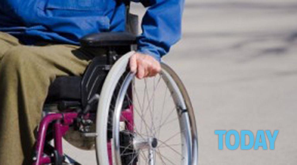 Allasta la casa di un disabile anonimo benefattore la