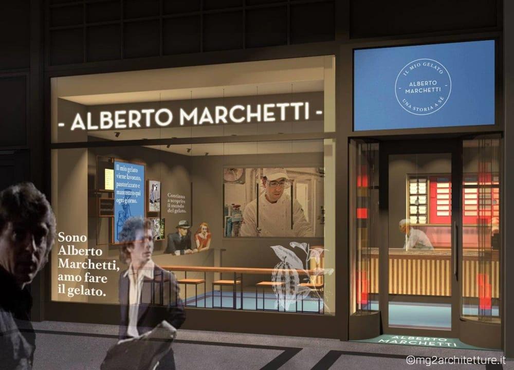 Alberto Marchetti apre Casa Marchetti a fine marzo in piazza CNL