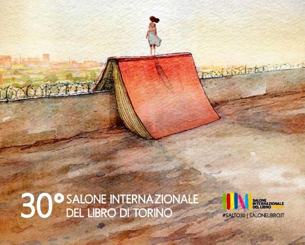 Risultati immagini per SI PREANNUNCIA UN SUCCESSO PER IL 30° SALONE DEL LIBRO DI TORINO