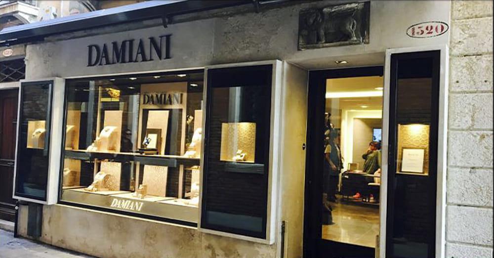 Nuova boutique del lusso a Venezia in calle Vallaresso